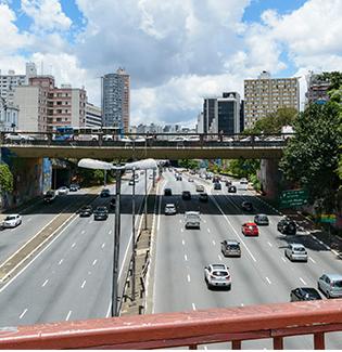 Opções alternativas para a mobilidade urbana em São Paulo