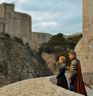 'Game of Thrones': visite as paisagens reais da série