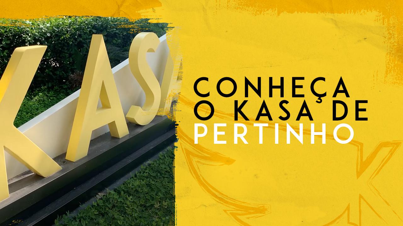 Tour pelo KASA Coliving