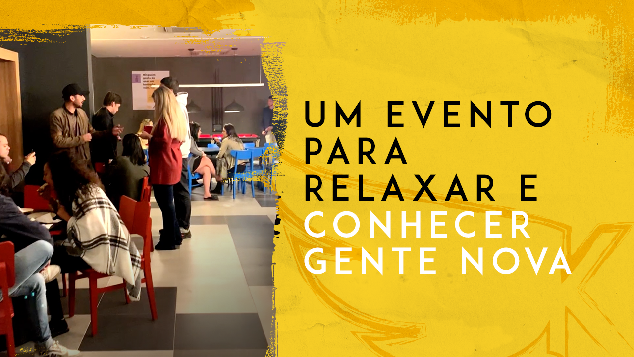 Evento Bar – KASA Coliving