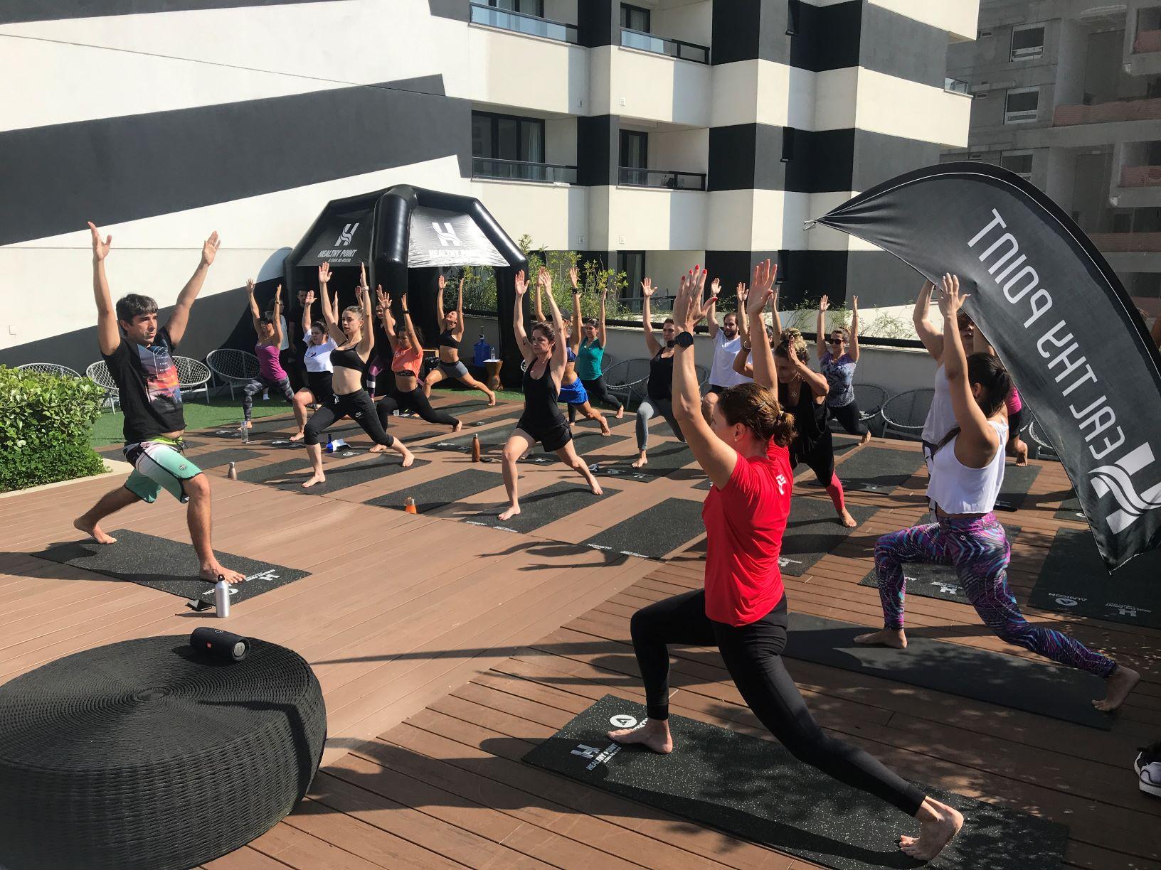Yoga no Rooftop