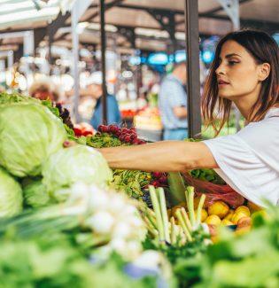 Alimentos orgânicos: onde encontrar em SP?