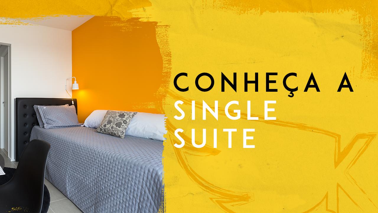 Conheça a Single Suite – KASA Coliving