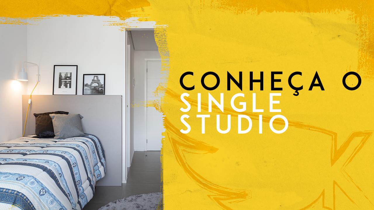 Conheça o Single Studio – KASA Coliving